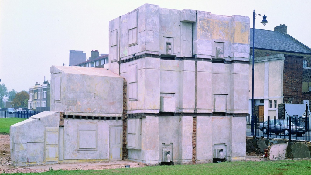 London Art Studies Rachel Whiteread House