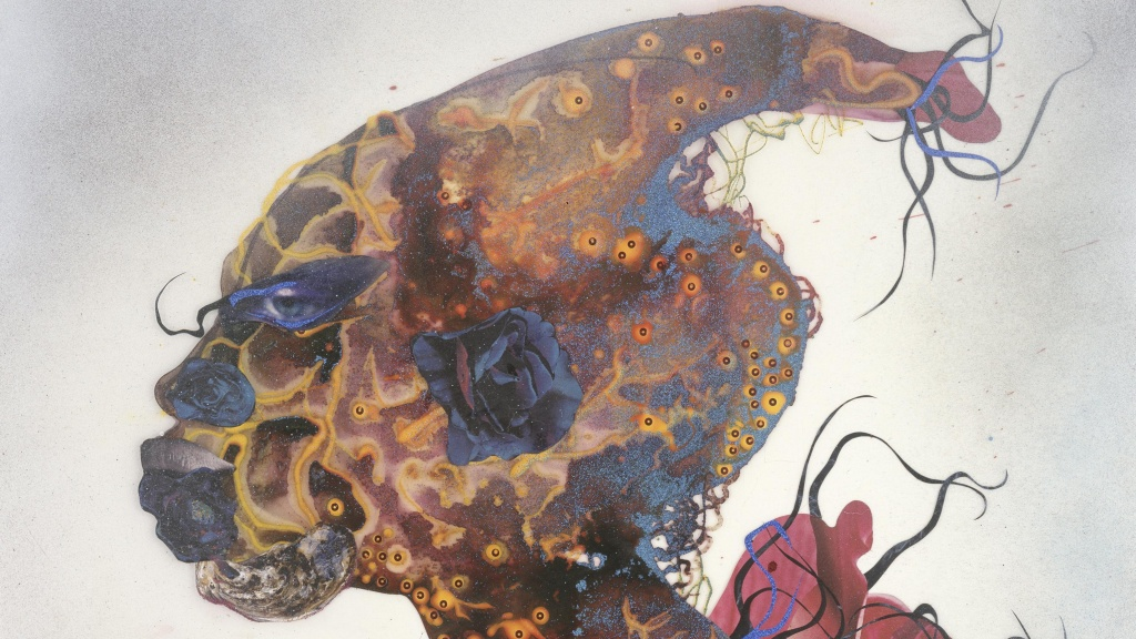 London Art Studies Wangechi Mutu Blue Rose