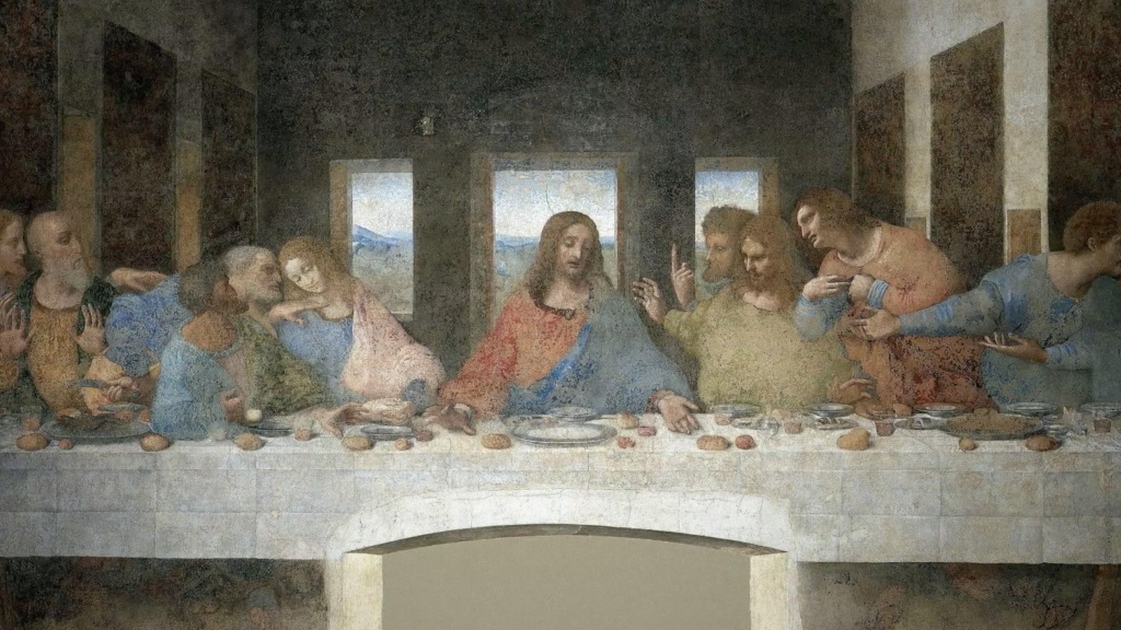London Art Studies Leonardo da Vinci The Last Supper