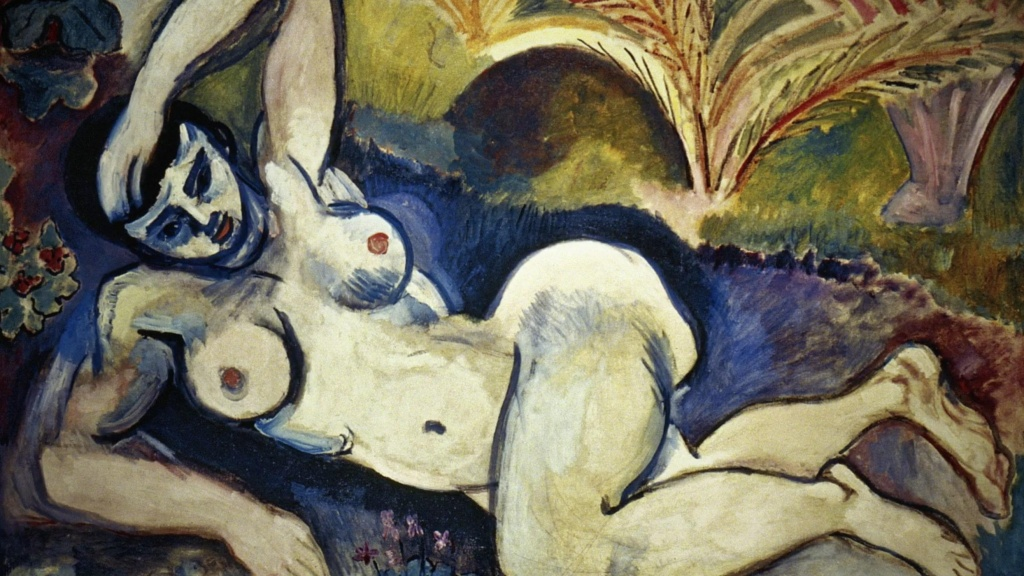 London Art Studies Henri Matisse Blue Nude Souvenir de Biskra