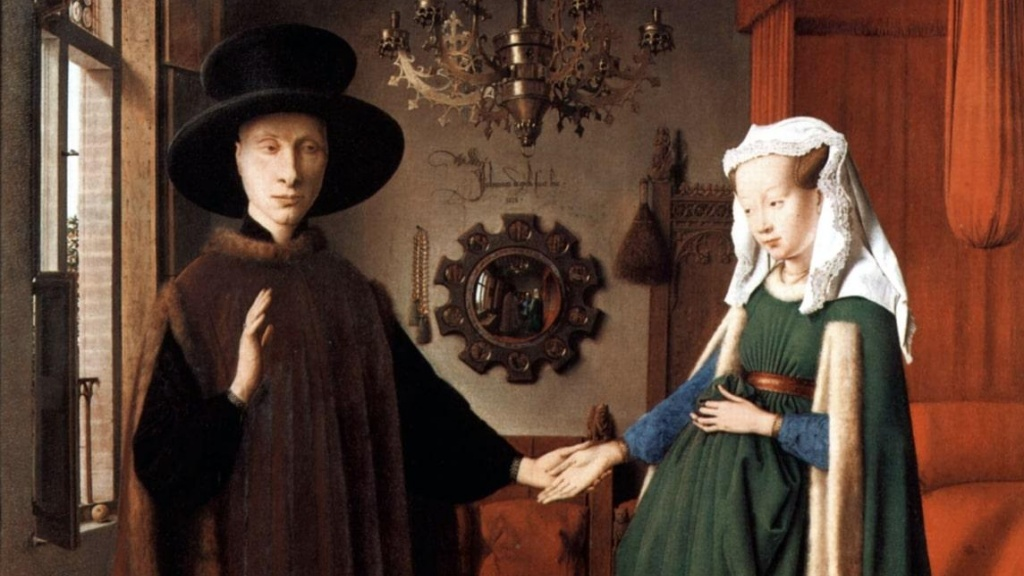London Art Studies Jan van Eyck The Arnolfini Portrait
