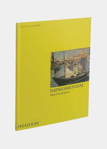 London Art Studies 2018 Phaidon Impressionism