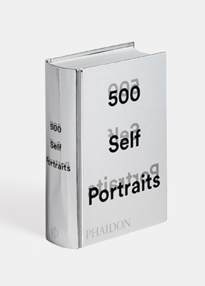 Phaidon London Art Studies book 500 Self Portraits