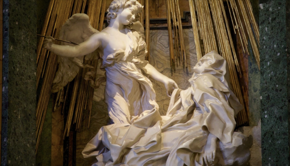 London Art Studies Ecstasy of Saint Teresa Gian Lorenzo Bernini