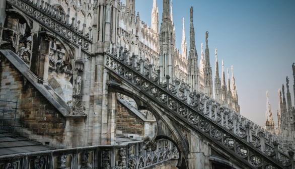 Milan Cathedral, London Art Studies