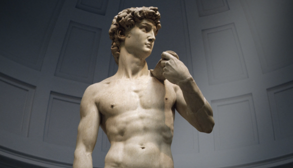 Michelangelo, David, Galleria dell'Accademia