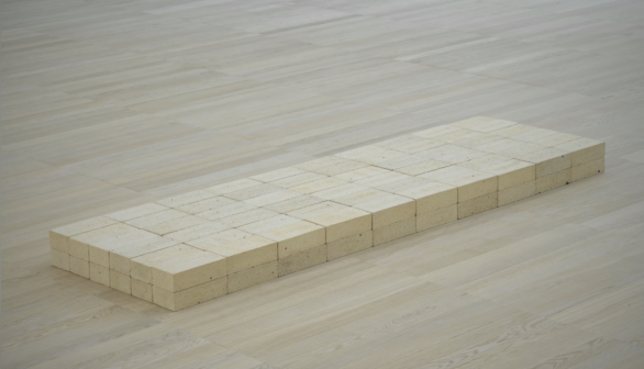 London Art Studies Carl Andre Equivalent VIIi