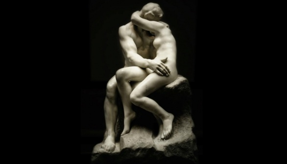 London Art Studies Auguste Rodin The Kiss