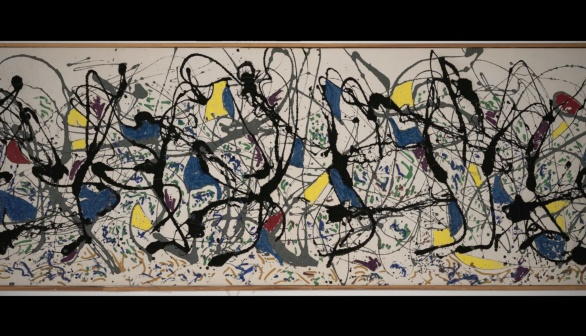 London Art Studies Jackson Pollock Summertime