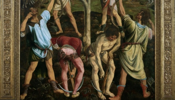 London Art Studies Antonio and Piero del Pollaiuolo The Martyrdom of Saint Sebastian