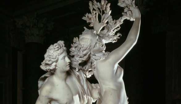 London Art Studies Gian Lorenzo Bernini Apollo and Daphne